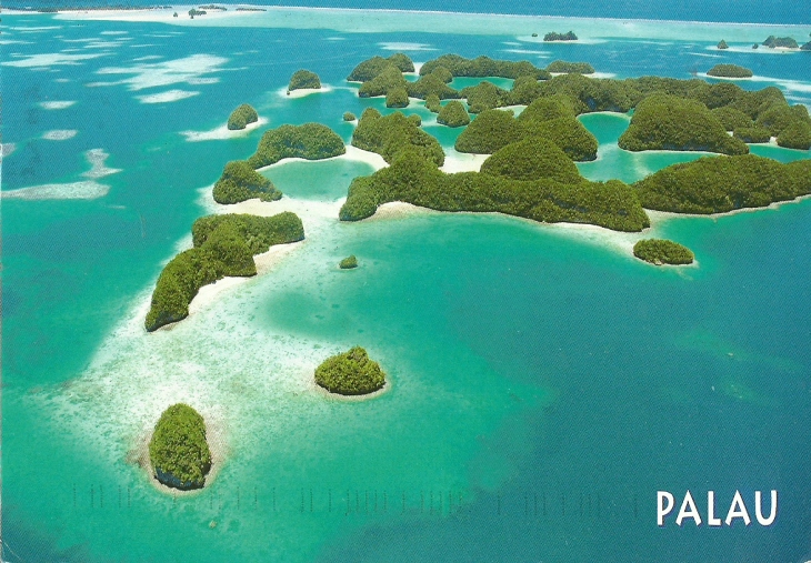 70 Islands, Rock Islands, Palau