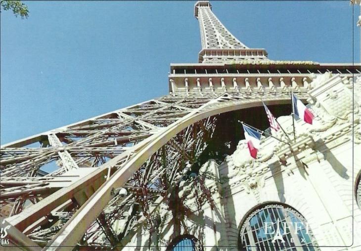 Eiffel Tower - Las Vegas, USA
